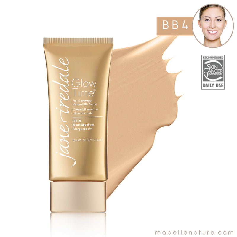 glow time bb cream jane iredale bb4