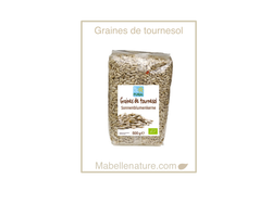 Pural | Graines de tournesol Bio - 500g - Ma Belle Nature