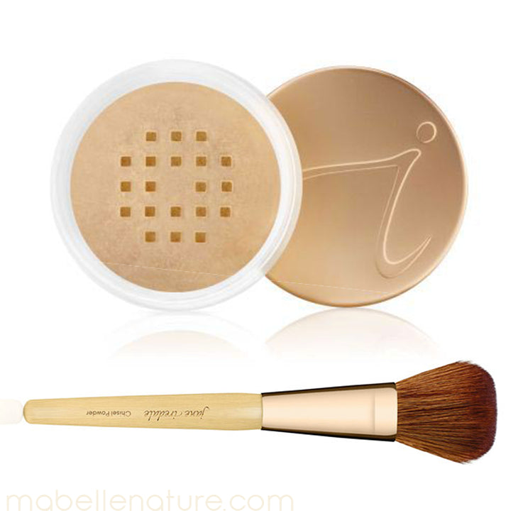 amazing base chisel powder jane iredale