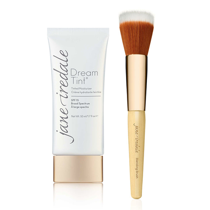 Kit DREAM TINT® Crème CC + Blending Brush - Ma Belle Nature