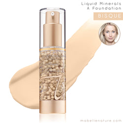liquid minerals a foundation jane iredale bisque
