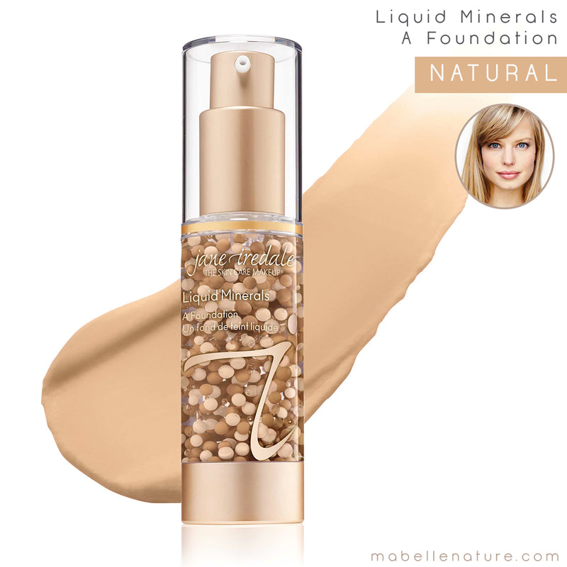 liquid minerals a foundation jane iredale natural
