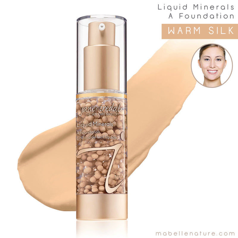 liquid minerals a foundation jane iredale warm silk