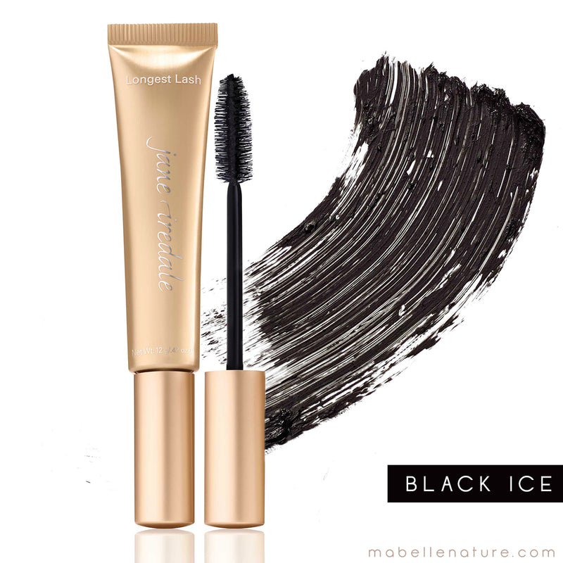 longest lash jane iredale black ice