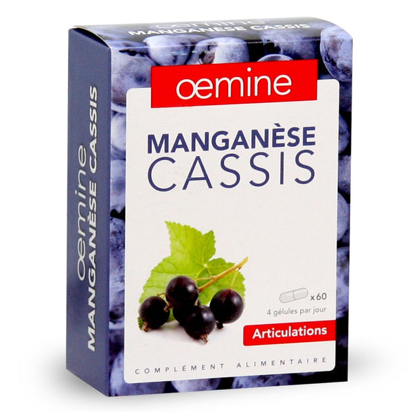 OEMINE MANGANESE CASSIS - Ma Belle Nature