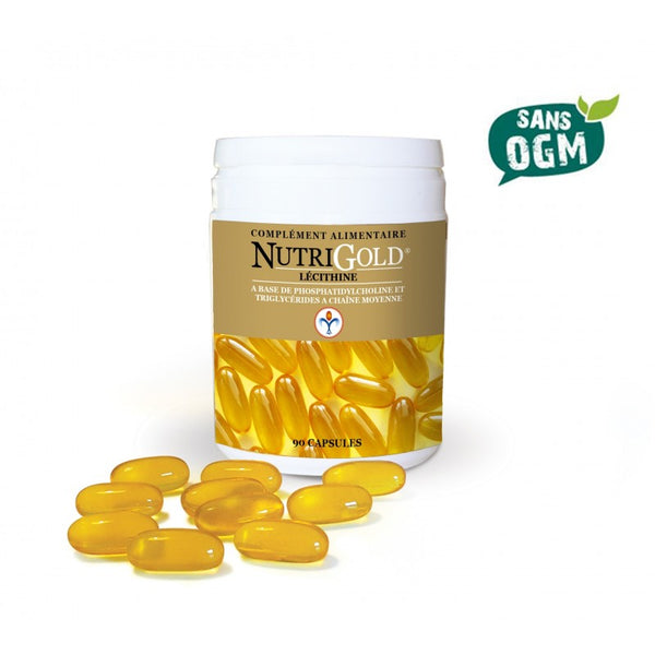 NUTRIGOLD (Nutrilys) - Ma Belle Nature