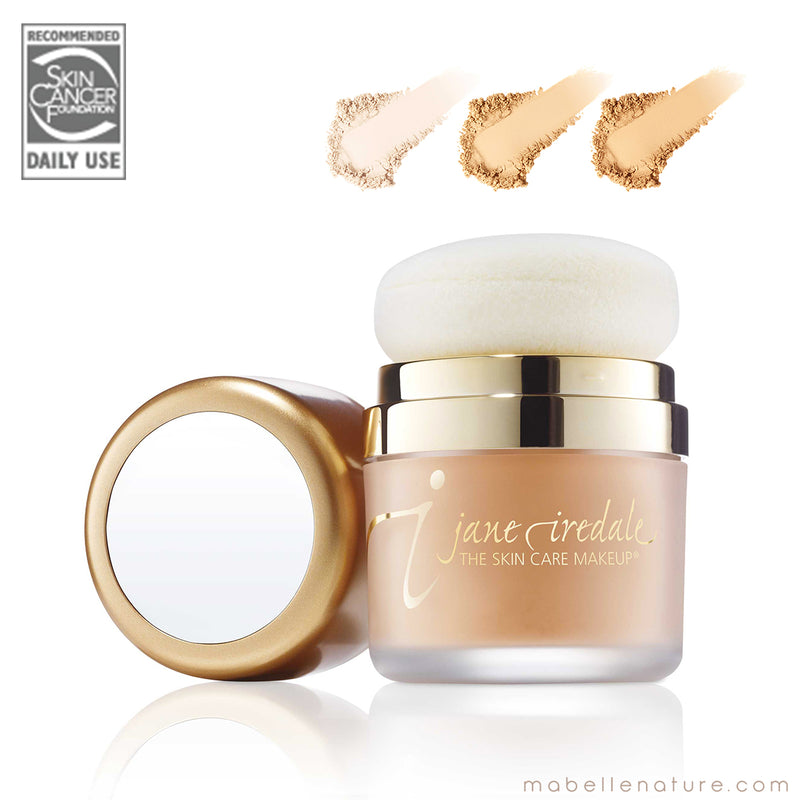 powder me sunscreen jane iredale