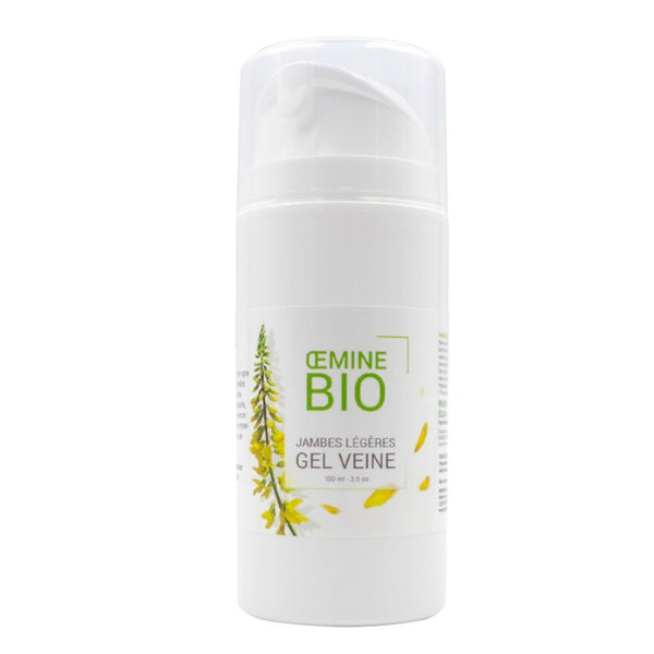 OEMINE GEL VEINE - Tube 100ml - Ma Belle Nature