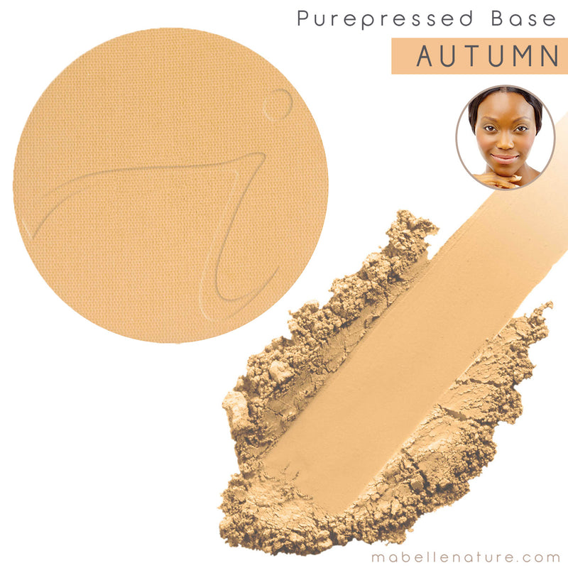 PUREPRESSED BASE Autumn Jane Iredale