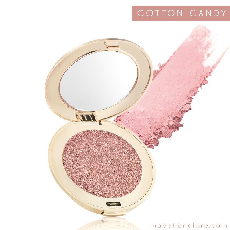 purepressed blush jane iredale cotton candy