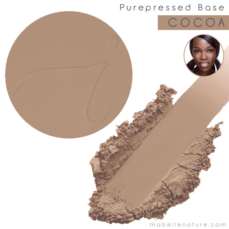 PUREPRESSED BASE cocoa Jane Iredale