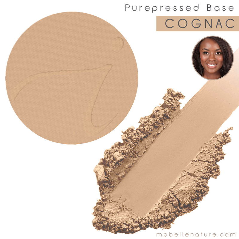 PUREPRESSED BASE cognac Jane Iredale