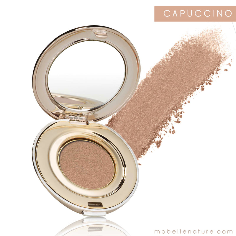 PurePressed Eye Shadow single Jane Iredale capuccino