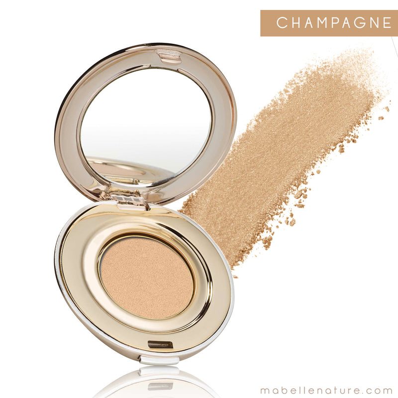 PurePressed Eye Shadow single Jane Iredale champagne