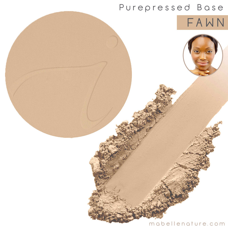 PUREPRESSED BASE Fawn Jane Iredale