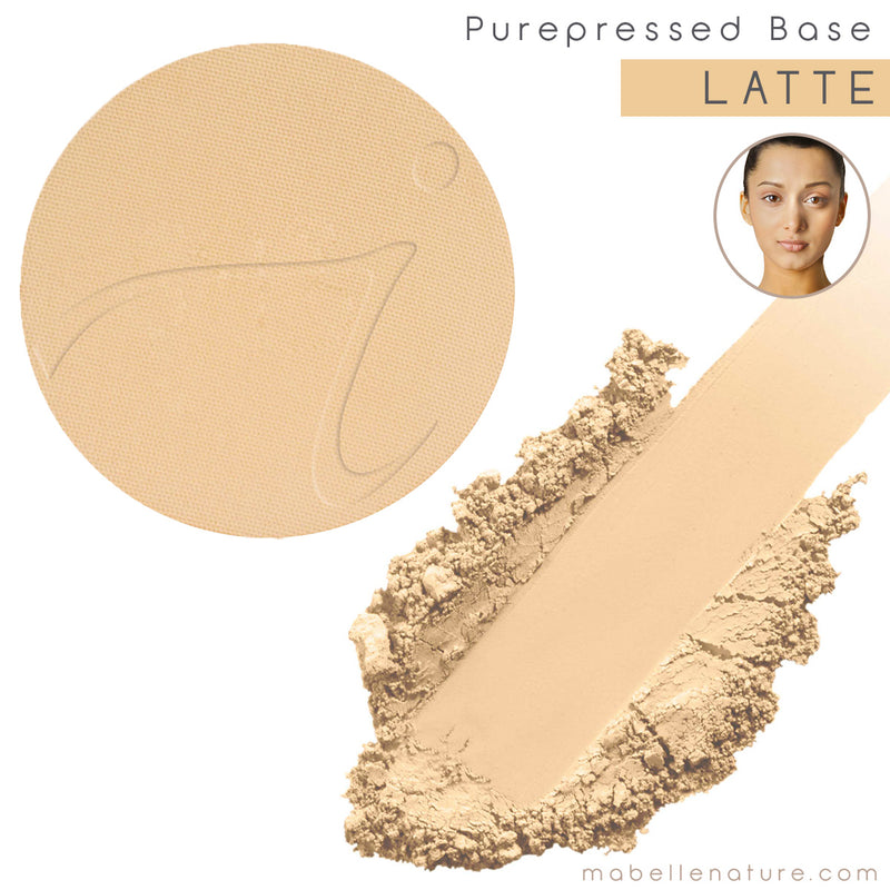 PUREPRESSED BASE Latte - Jane Iredale