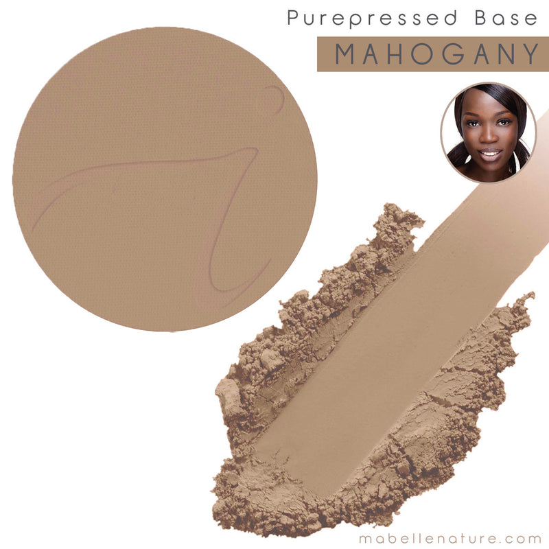PUREPRESSED BASE mahogany Jane Iredale