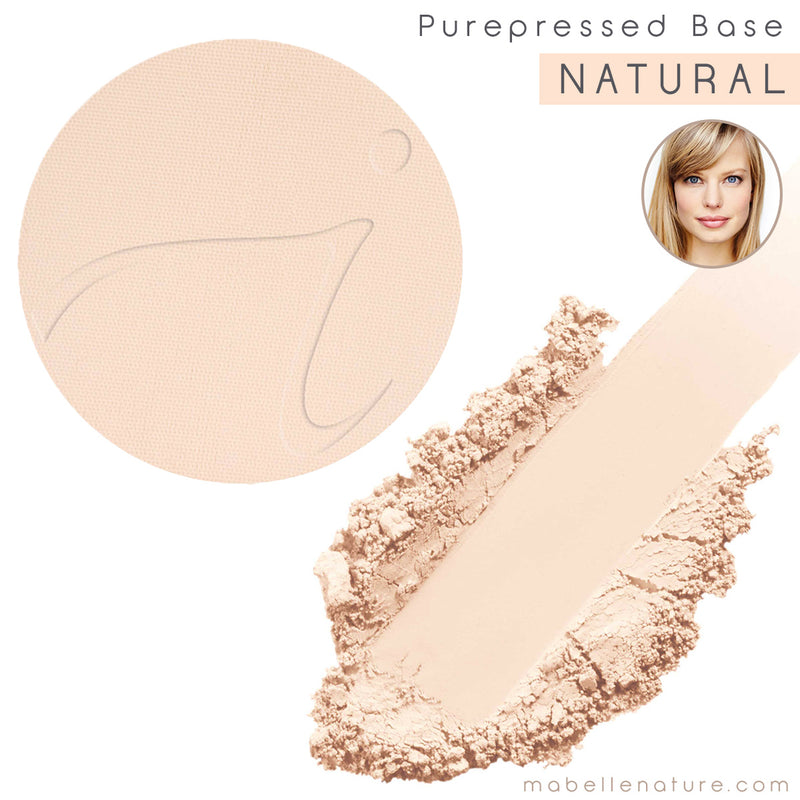 PUREPRESSED BASE NATURAL Jane Iredale
