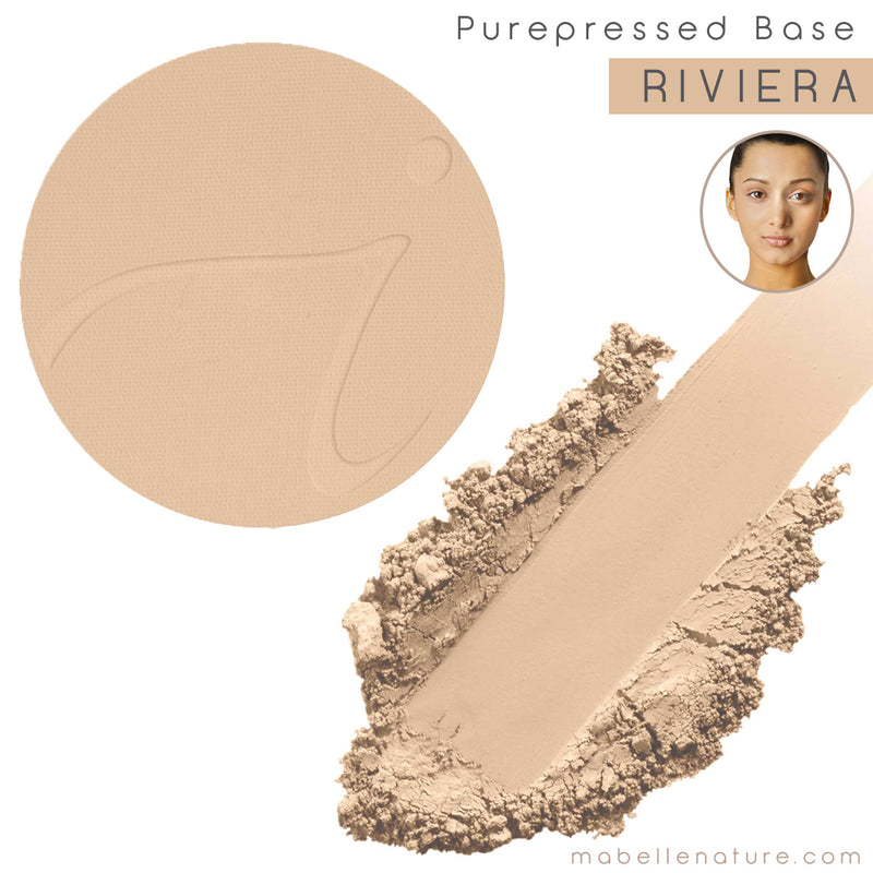 PUREPRESSED BASE Riviera - Jane Iredale