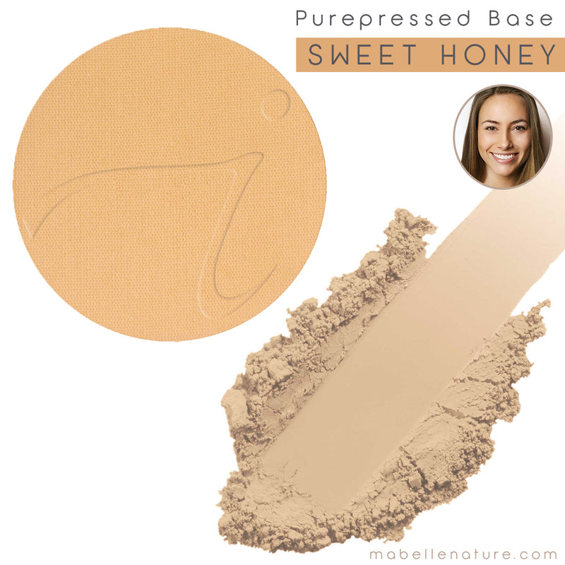 PUREPRESSED BASE Sweet Honey Jane Iredale