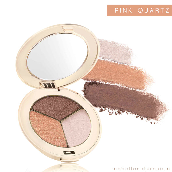 purepressed eye shadow jane iredale pink quartz