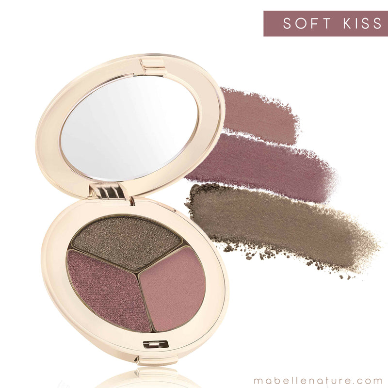 purepressed eye shadow jane iredale soft kiss