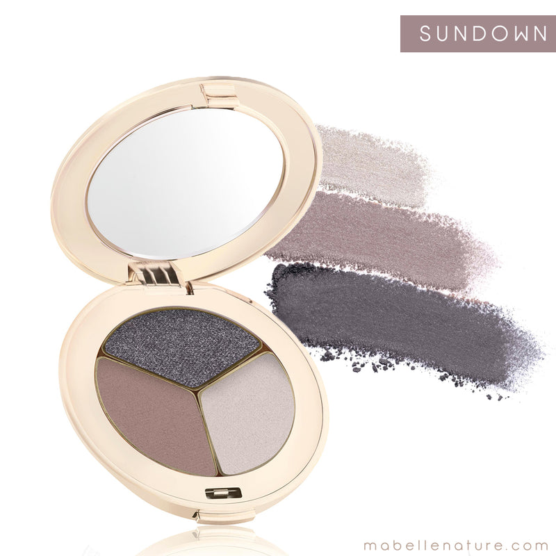 purepressed eye shadow jane iredale sundown