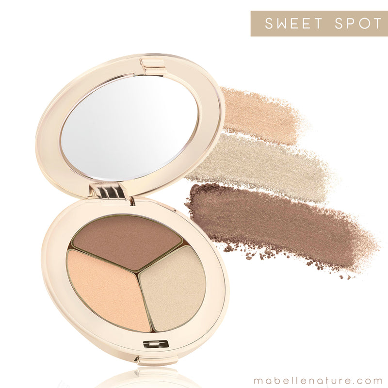 purepressed eye shadow jane iredale sweet spot