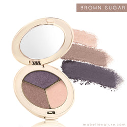 purepressed eye shadow jane iredale brown sugar