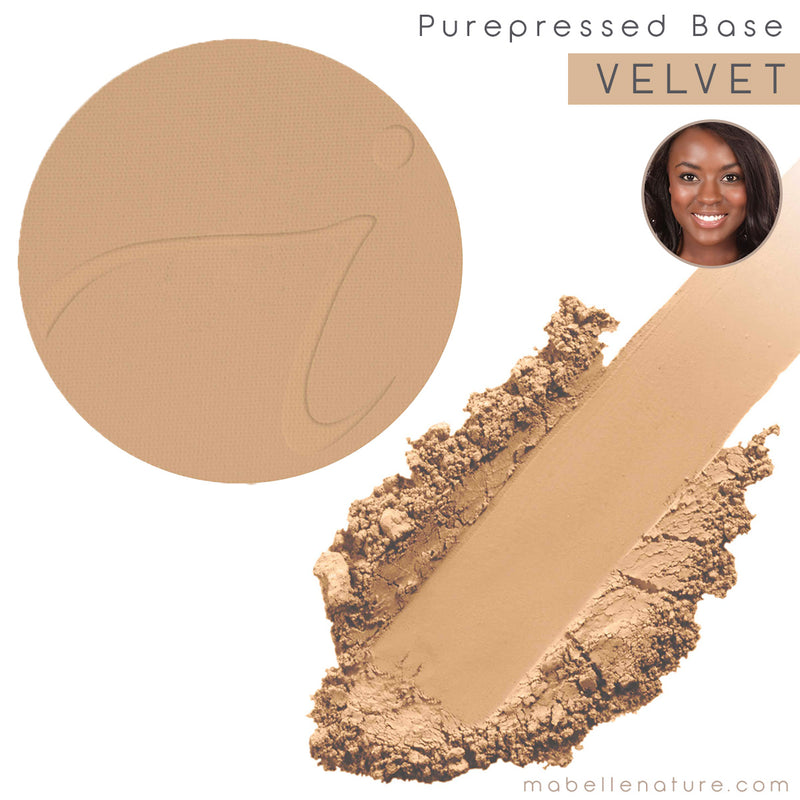 PUREPRESSED BASE velvet Jane Iredale