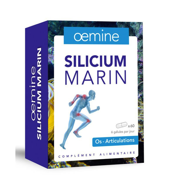 OEMINE SILICIUM MARIN (60 gélules) - Ma Belle Nature