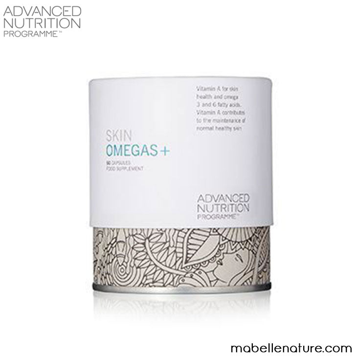 SKIN OMEGAS + (Advanced Nutrition Programme) - Ma Belle Nature