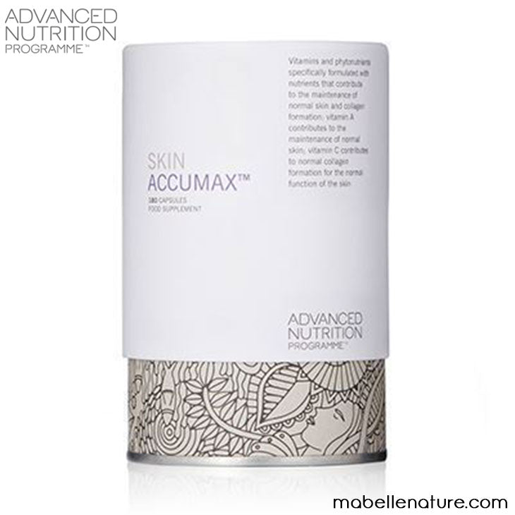 Skin Accumax (Advanced Nutrition Programme) - Ma Belle Nature