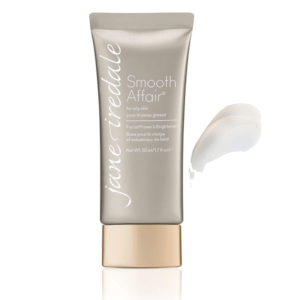 SMOOTH AFFAIR Jane Iredale oily skin