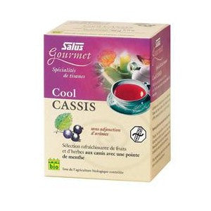 Tisane Cool Cassis - Ma Belle Nature