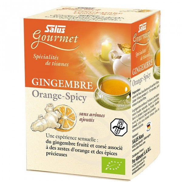 Tisane Gourmet Orange Spicy