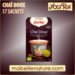 Chaï doux - Infusion Yogi Tea - Ma Belle Nature