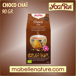 Choco chaï (vrac) - Infusion Yogi Tea - Ma Belle Nature