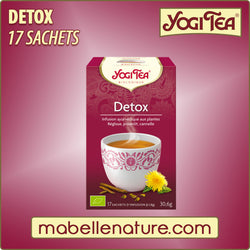 Detox - Yogi Tea - Ma Belle Nature