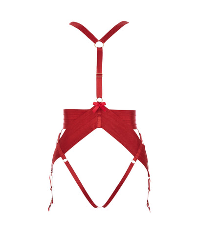 Bordelle Asobi Harness - RED