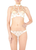 Bordelle Bubble Ouvert Bra - CREAM
