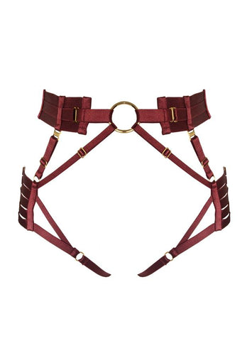 Bordelle Kew Harness Brief - MORELLO