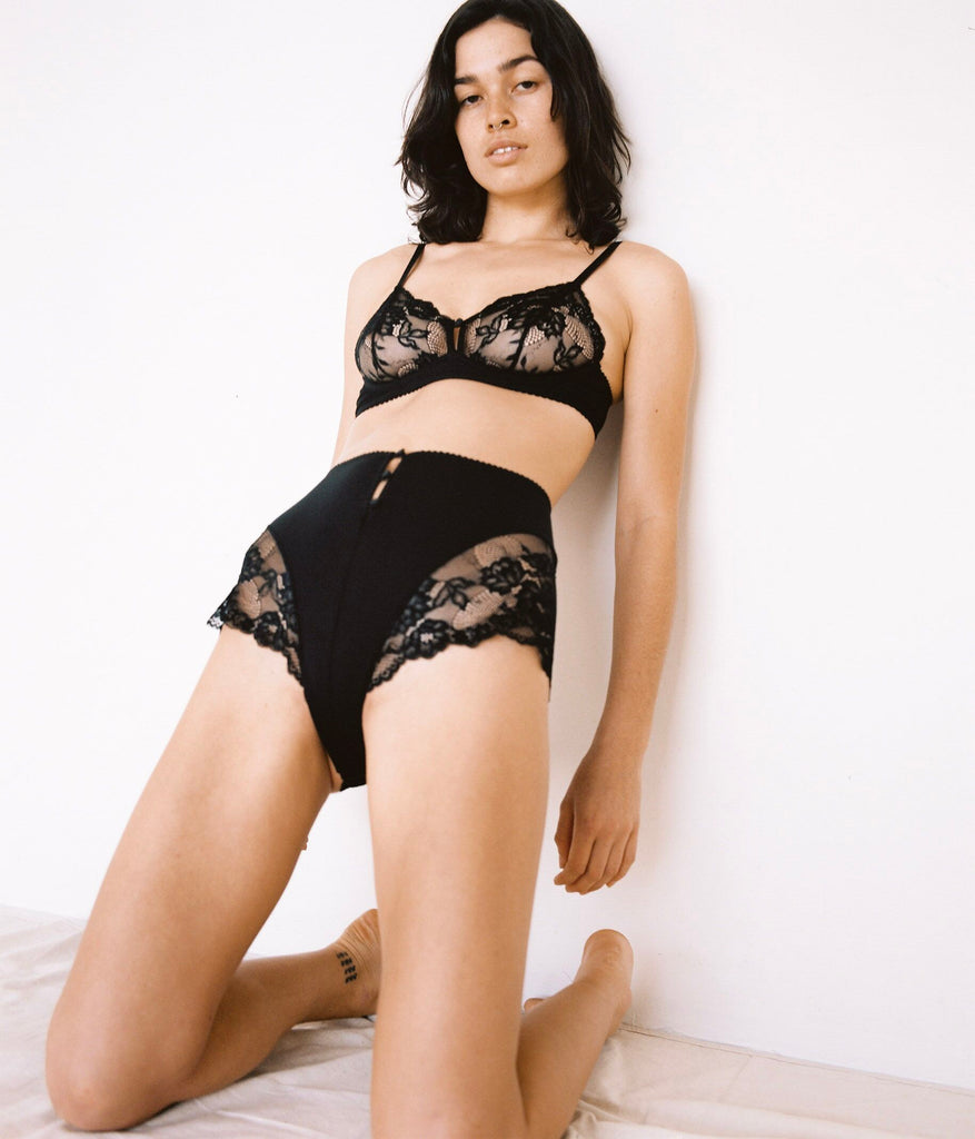 Lonely Hollie High Waist Knicker