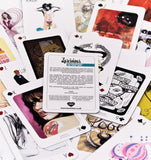 Lascivious 'Love Deck' Playing Cards
