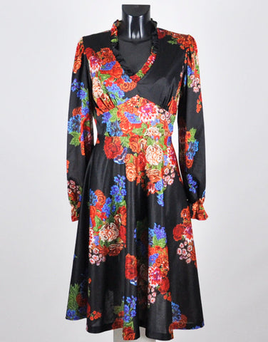 Fall dream 70s dress