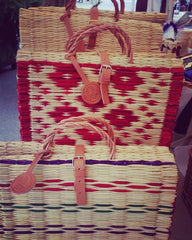 Portuguese Reed Baskets