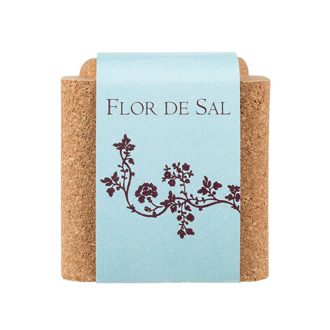 Salt Blossoms from the Ria Formosa in Portuguese cork 180g