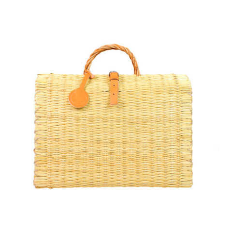 Natural Plain Basket