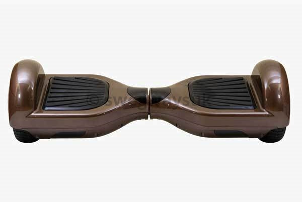 Swegway Classic Hoverboard (Bluetooth Optional) - Brown