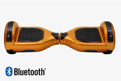 Swegway Classic Hoverboard (Bluetooth Optional) - Gold